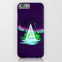 iPhone & iPod Case featuring Northern Air by David Schwen