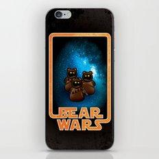 Bear Wars - the Wawas iPhone & iPod Skin