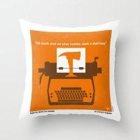 No094 My The Shining Min… Throw Pillow
