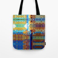 But Thoughts Folded Out. Tote Bag