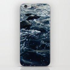 Salt Water Study iPhone & iPod Skin