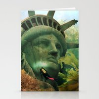 East Coast Sightseeing Stationery Cards