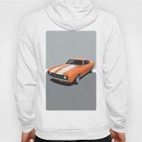 Camaro- Orange Hoody