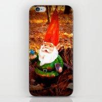 Mr. Gnome iPhone & iPod Skin