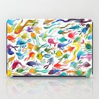 Fishes iPad Case