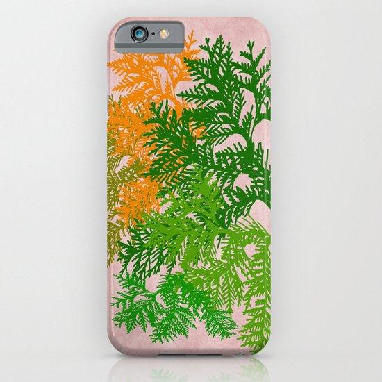 Fall Fern iPhone & iPod Case