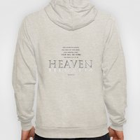 As it is in HEAVEN Hoody