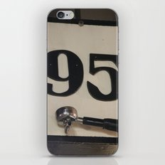 95 Coffee iPhone & iPod Skin