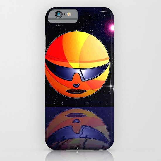 COOL MOON. iPhone & iPod Case