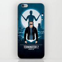 Hasta la vista, baby. iPhone & iPod Skin