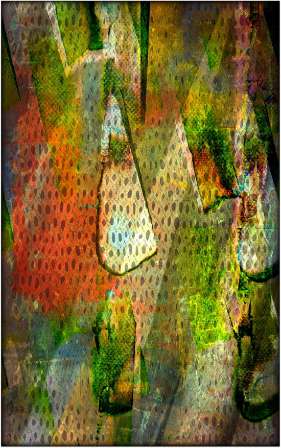 Prismas Canvas Print