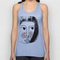 Pimply Monsters - 1 Unisex Tank Top