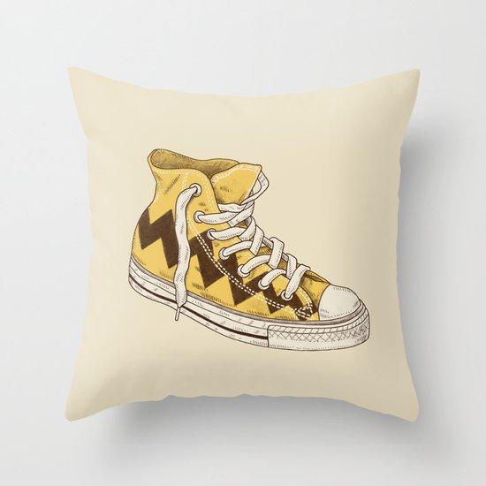 Chuck Throw Pillow