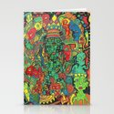 Aztec Happy Place Stationery Cards