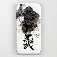 Darth in Dark iPhone & iPod Skin