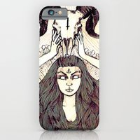 iPhone & iPod Case featuring Eve by Patrizia
