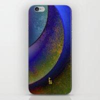 Orbital II iPhone & iPod Skin