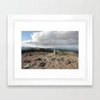 Lake District England Framed Art Print