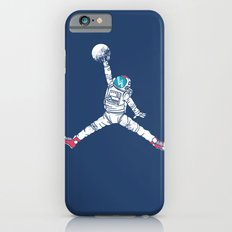 Space dunk iPhone 6 Slim Case