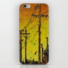 Maple Sunset iPhone & iPod Skin