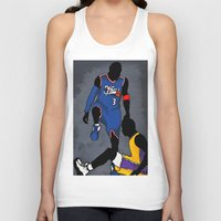 The Step Over Unisex Tank Top