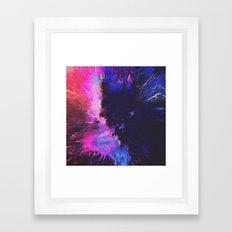 Eta Framed Art Print