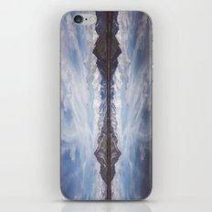 Mountain Lake Reflection iPhone & iPod Skin