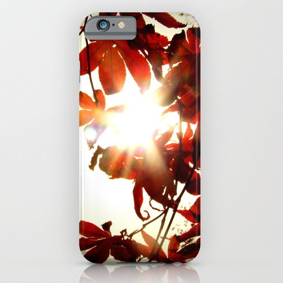 Autumn's Last Stand iPhone & iPod Case