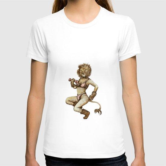 Lioness Fitness T-shirt