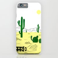 Man & Nature - The Deser… iPhone 6 Slim Case