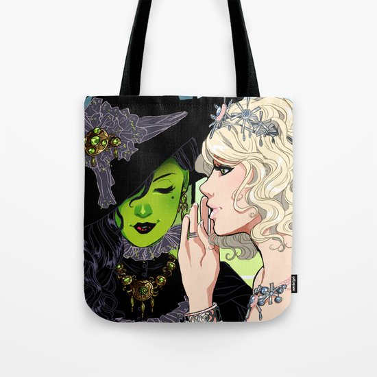 Wicked Tote Bag 75