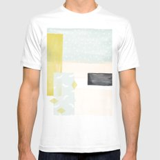 Love Poem SMALL Mens Fitted Tee White