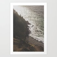 Oregon VI Art Print