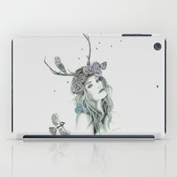 Mother nature iPad Case
