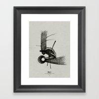Pilgrim I. Framed Art Print