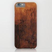 Gold Print iPhone 6 Slim Case