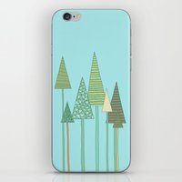 Spring Trees iPhone & iPod Skin