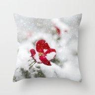 Merry Christmas I Throw Pillow