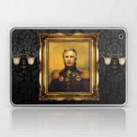 Alan Rickman - Replacefa… Laptop & iPad Skin