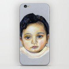 R-Portrait  iPhone & iPod Skin