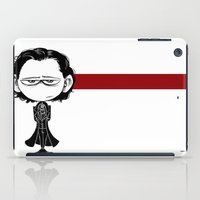 Little Sir Thomas Sharpe iPad Case