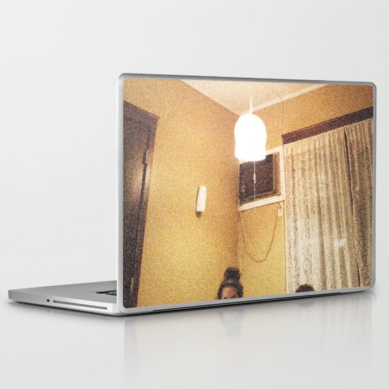 We Live Here  Laptop & iPad Skin