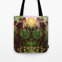 Prism  Tote Bag