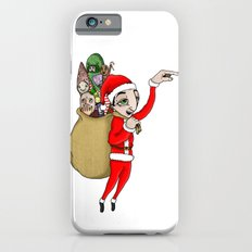 Merry Xmas iPhone 6s Slim Case