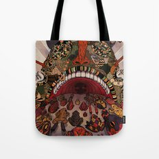 swallow frogs Tote Bag