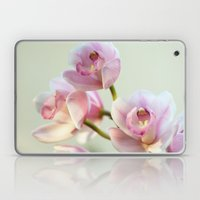 Cymbidium Orchid 9770 Laptop & iPad Skin