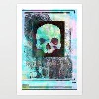 Know Not Rest Art Print