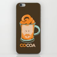 Hot COCOA Coco iPhone & iPod Skin