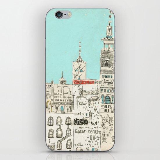 Toronto iPhone & iPod Skin