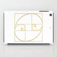 Golden Oval iPad Case